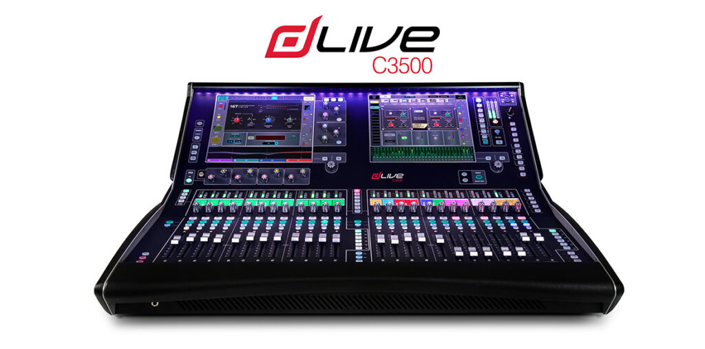 A&H dLive C3500